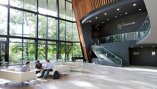 RWCMD Foyer
